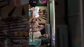 Lie to me - 5SOS Instagram live