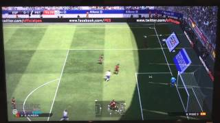PES 2015 Gamescom #3 Gameplay - Matches Galore [HD] - PS4/XboxOne/PC