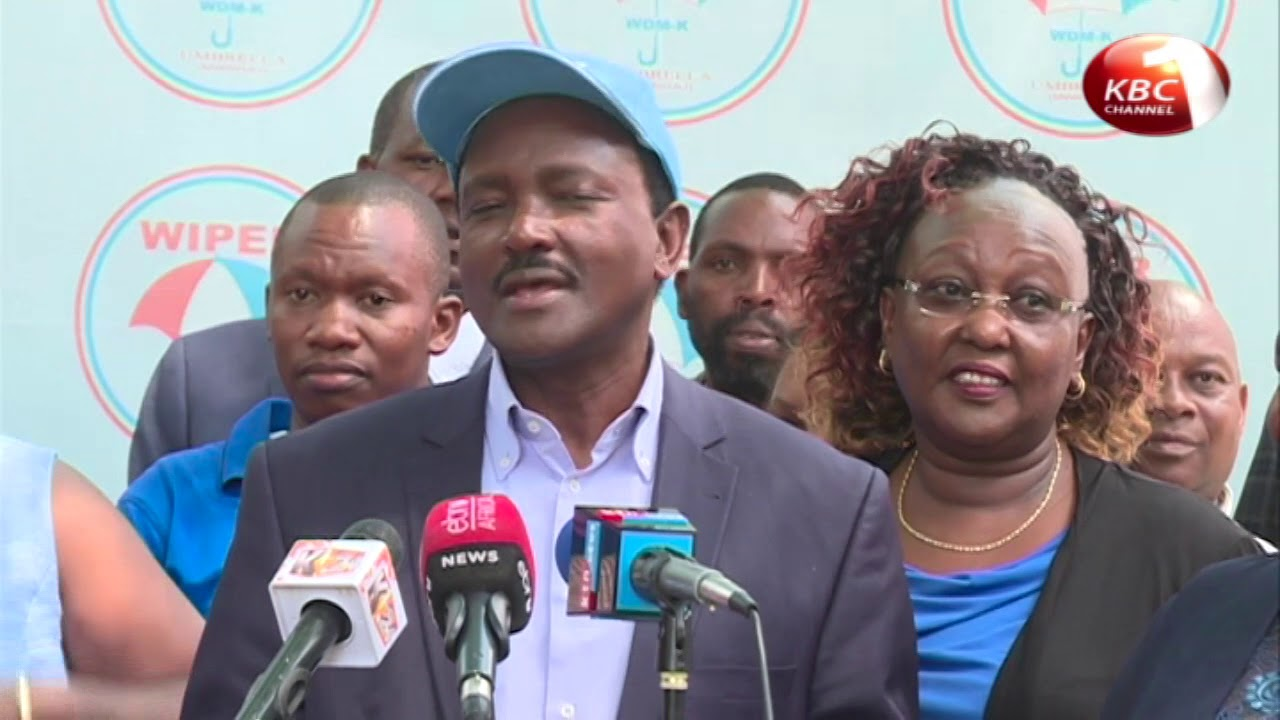 Jubilee Party throw its weight behind Wiper nominee Edith Nyenze