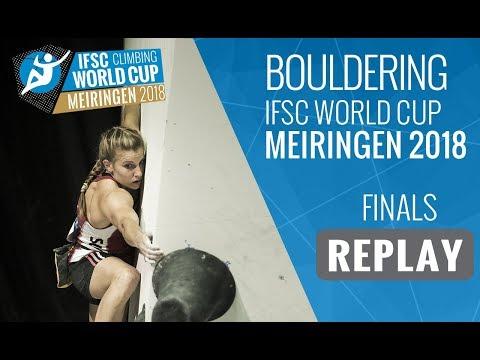 IFSC Boulder World Cup: Meiringen - Report