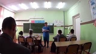 урок русского языка 4 класс разделительный ъ и ь