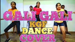 KGF: Gali Gali Dance Video   Neha kakkar   Mouni Roy