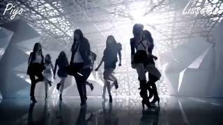 Girl's Generation   The Boys cover español By Lissette & Piyo