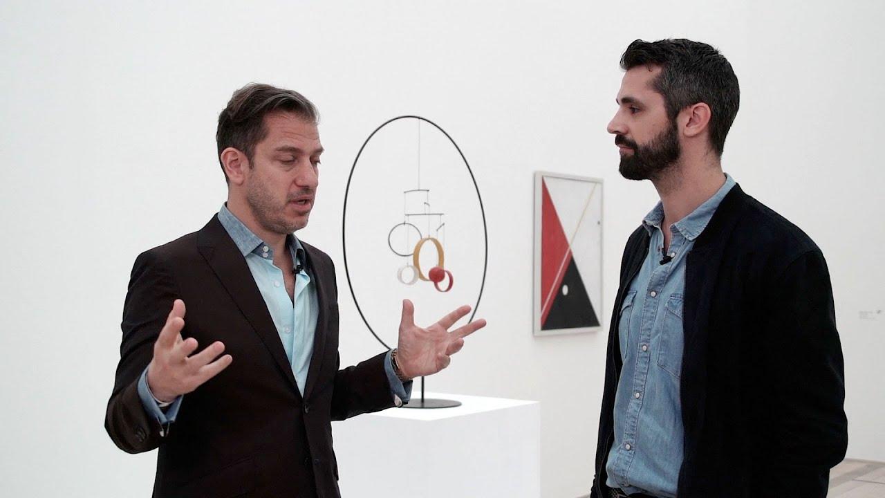 Calder Gallery III at Fondation Beyeler