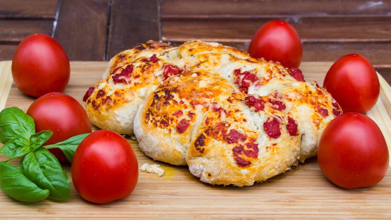pizzabrot rezept so backt man pizza der bio koch 632