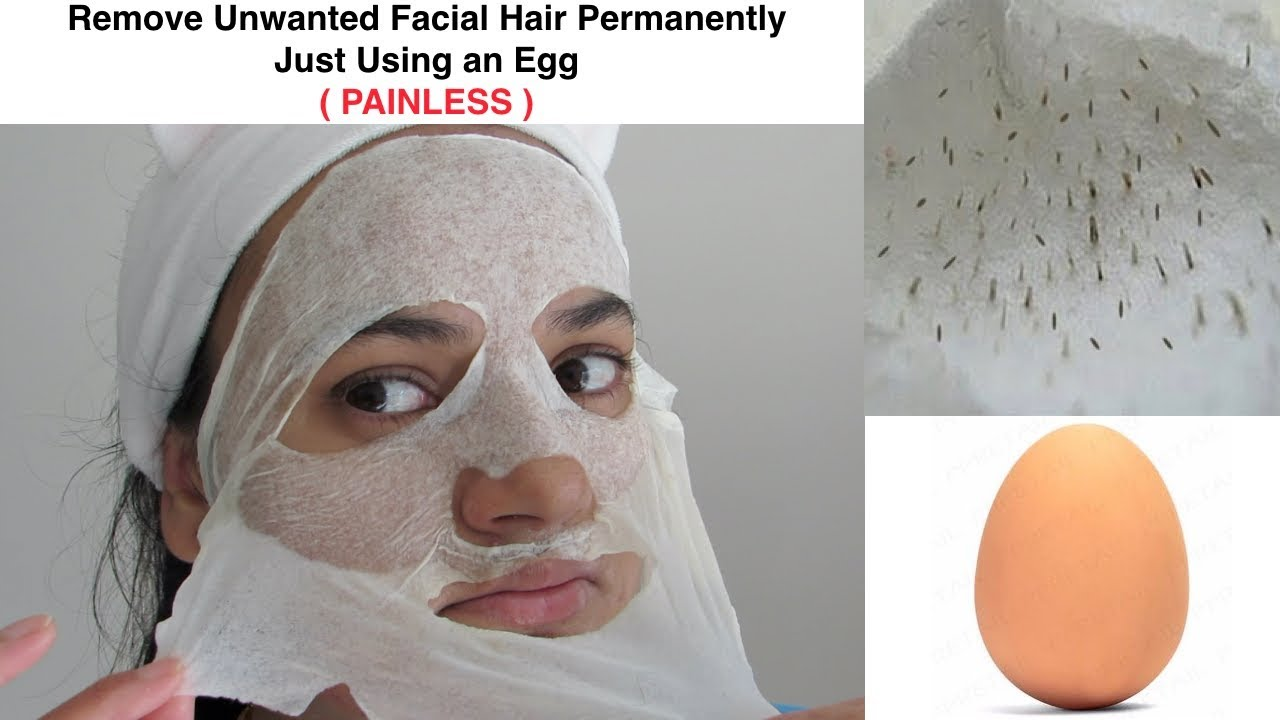 Natural remedy for unwanted hair. Gently and painlessly removes everything