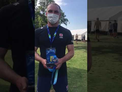 WTPS Yokohama post race thoughts with Michael Taylor and George Peasgood