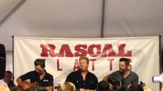 Rascal Flatts: DJ Tonight