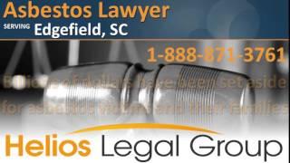 Edgefield Asbestos Lawyer & Attorney   South Carolina