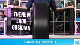 Corsair Obsidian Series 500D Review, Premium Tempered Glass & Aluminum