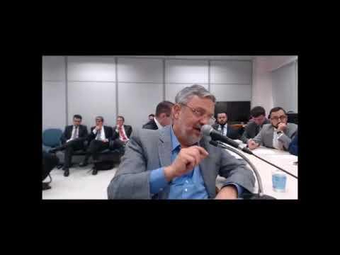 Palocci detona Lula e entrega como ex-presidente recebia propinas (completo)