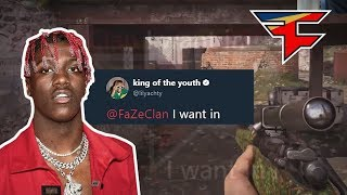 FaZe Play COD with Lil Yachty