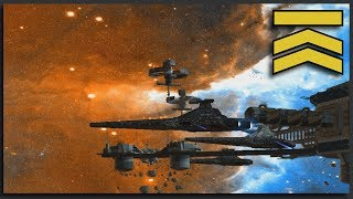 This game is my childhood... - Star Wars: Empire at War Gameplay (Republic at War Mod Gameplay)