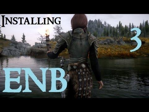 Installing Skyrim ENB Mods 3 - Opethfeldt6 ENB