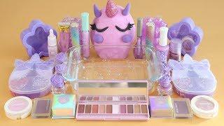 quot-one-color-series-season-7-quot-mixing-quot-lavender-quot-makeup-more-stuff-amp-lavender-slime-into-slime