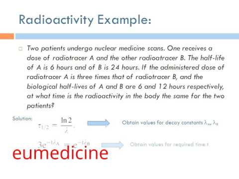 Nuclear Medicine and Medical equipment
