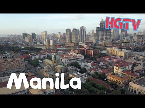 Manila,Philippines-Downtown