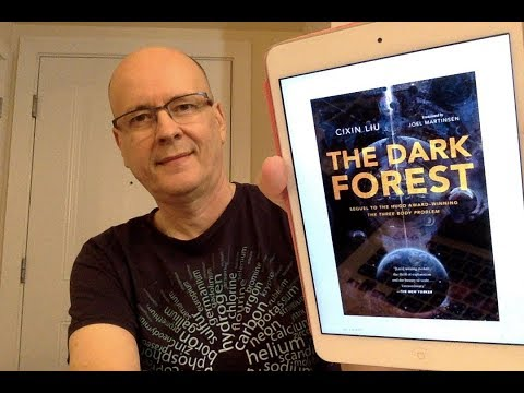The Dark Forest by Liu Cixin - Book Chat
