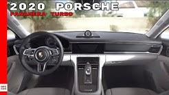 Porsche Panamera Turbo 2020