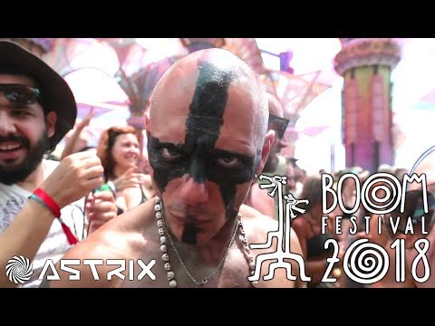 Astrix @ Boom Festival 2018 (Full Set Movie)