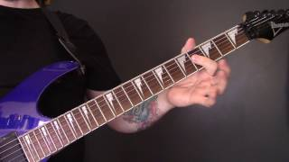 Dissection - Nights Blood Guitar Lesson