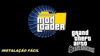 COMO INSTALAR ModLoader NO GTA SAN ANDREAS PC