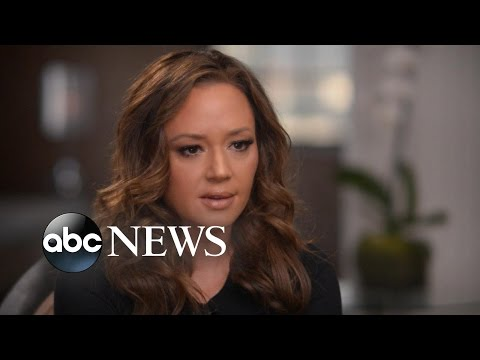 Leah Remini on Her Fight Against the Church of Scientology