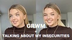 Get ready with me  + Feeling insecure and getting over it! Q&A