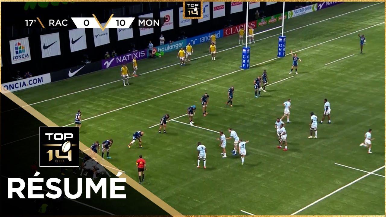 Download TOP 14 - Résumé Racing 92-Montpellier Hérault Rugby: 21-32 - J08 - Saison 2021/2022