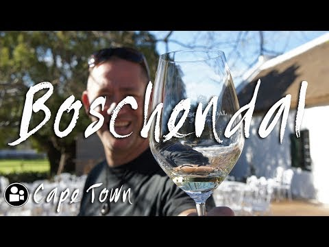 Wine tasting at Boschendal | Cape Winelands