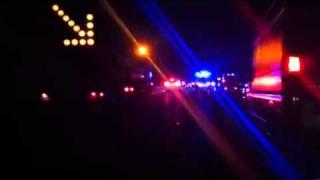 Verkehrsunfall A 20