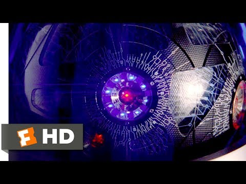 Stealth (2005) - High Dive Missile Attack Scene (2/10) | Movieclips