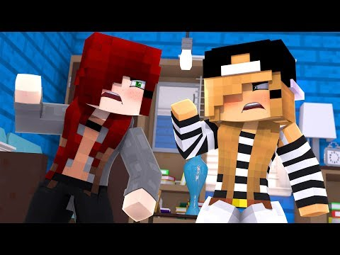 Beth Gets Angry At MrsReid!? - Parkside University [S2.EP14] Minecraft Roleplay