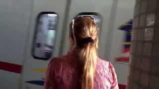 マレーシアの電車がかっこよすぎ
