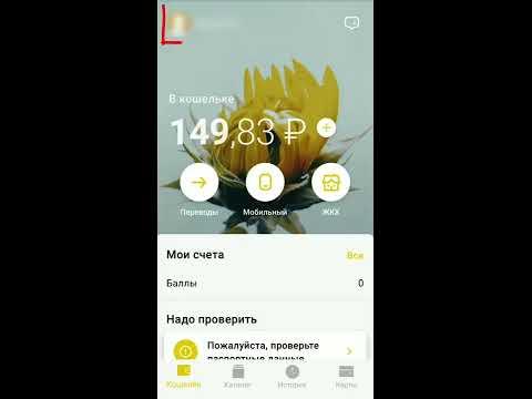 Идентификация кошелька Юмани (экс  Яндекс Деньги)