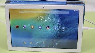 САМЫЙ ПОДРОБНЫЙ ОБЗОР Teclast P10 ► прекрасный планшет с Android 7.1 и супер экраном