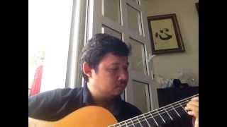 Tình Khúc Chiều Mưa - Nguyễn Ánh 9 - Guitarist Lê Hùng Phong solo