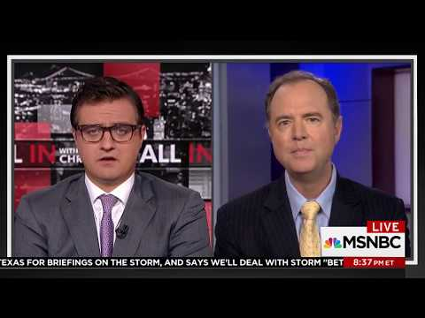 Rep. Schiff Discusses New Reports on Trump's Financial Ties to Russia on MSNBC