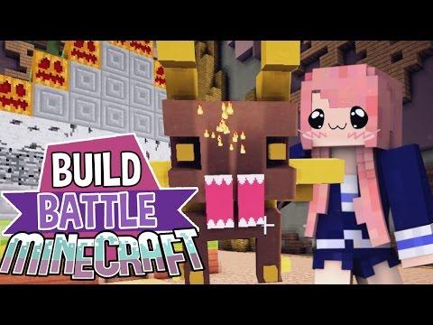 Ugly Challenge | Build Battle | Minecraft Building Minigame