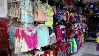 نقابة الألبسة تؤكد ان مشروع قانون ضريبة الدخل سيعمق الركود في الأسواق - (16-9-2018)