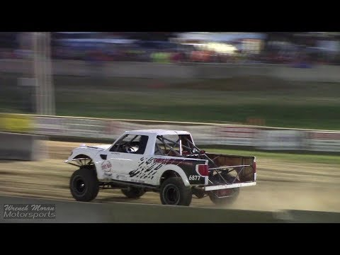 Ford Raptor Tough Truck Racing