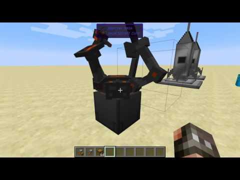 Как сделать ракету в майнкрафте galacticraft