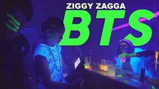 RAHASIA SCENE GLOWING IN THE DARK | Ziggy Zagga Diary Ep.4 Behind The Scene Ziggy Zagga