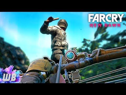 Far Cry New Dawn - THE BEST BOW IN THE GAME (Far Cry New Dawn Free Roam) #24