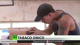 El taller cubano que rescata la tradición de los humidores con fines sociales