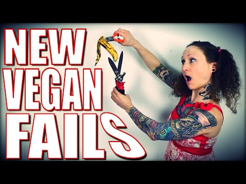 How New Vegans RUIN The New Year | Veganuary FAILS
