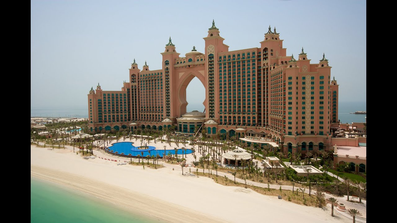 Dubai atlantis a tour of the luxury hotel suite that will cost you £23000 per night youtube