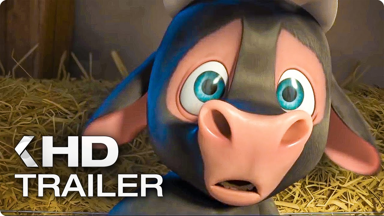 Ferdinand ALL Trailer & Clips (2017)