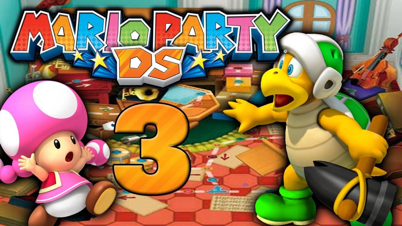 mario party 2 rom deutsch