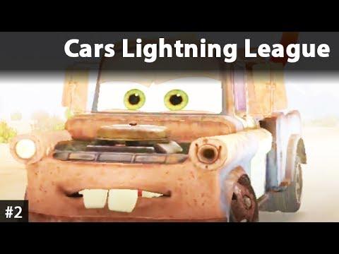 Cars Lightning League Po Polsku | Auta 3 talet – Złomek